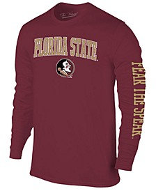 Men's Florida State Seminoles Midsize Slogan Long Sleeve T-Shirt