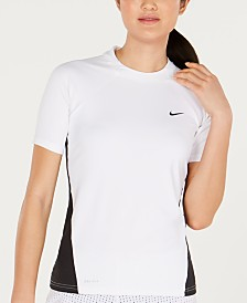 Nike Colorblocked Dri-FIT Rash Guard