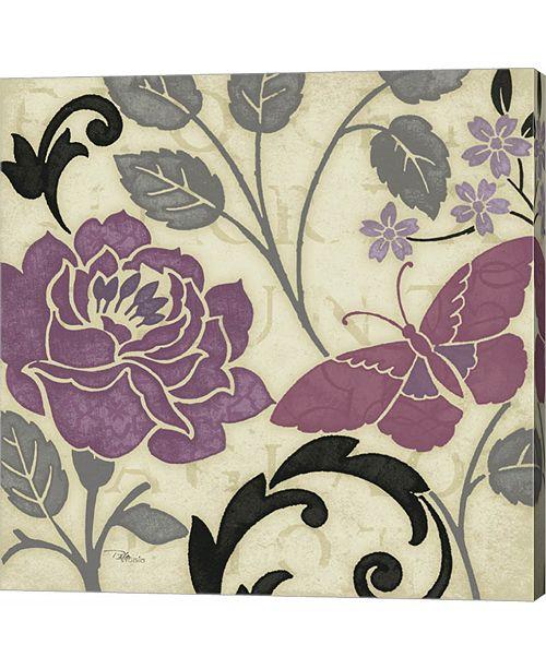 Metaverse Perfect Petals I Lavender by Pela Studio Canvas Art