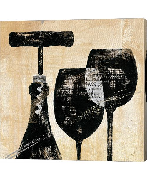 Metaverse Wine Selection II by Daphne Brissonnet Canvas Art