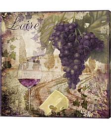 Wine Country II by Color Bakery Canvas Art