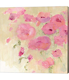Floral Watercolor Crop by Avery Tillmon Canvas Art