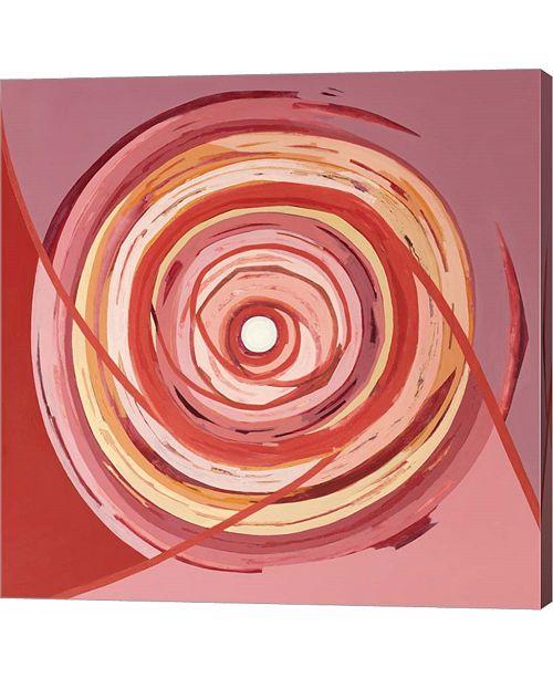 Metaverse Target V by Nino Mustica Canvas Art