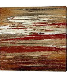 Seated Sunset by Roberto Gonzalez Canvas Art