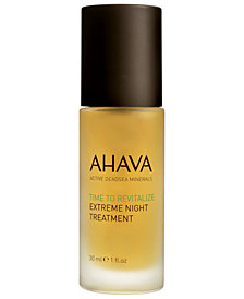 Ahava Extreme Night Treatment, 1 oz