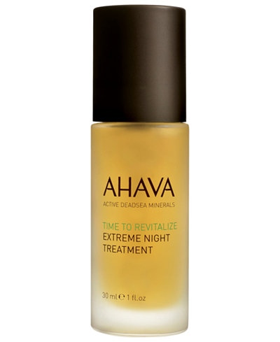 Ahava Extreme Night Treatment, 1 oz