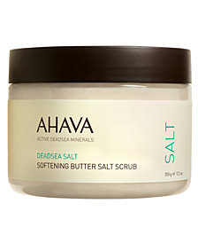 Ahava Softening Butter Salt Scrub, 8oz