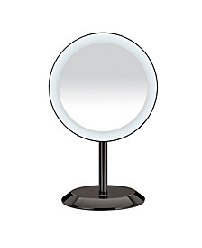 5x Magnified LED Single-Sided Mirror