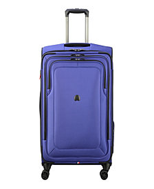 "Delsey Cruise Soft 25"" Expandable Spinner Suiter Trolley"