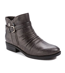 Baretrap Yasmyn Ankle-Zip Booties