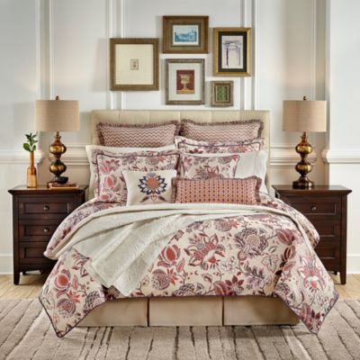 Lauryn 4 Piece Queen Comforter Set