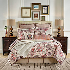 Croscill Lauryn 4 Piece Queen Comforter Set