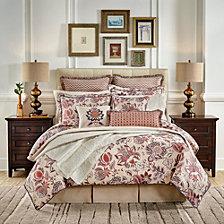 Croscill Lauryn 4 Piece Queen Comforter Set