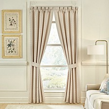"Carlotta 84"" Curtain Window Panel Pair"