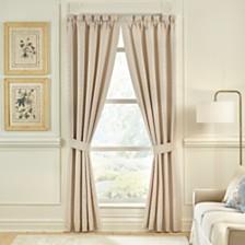 "Croscill Carlotta 84"" Curtain Window Panel Pair"