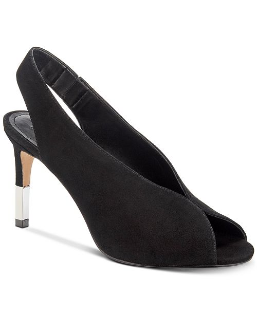 68ab6ff4f DKNY Women's Loren Pumps, Created for Macy's & Reviews - Pumps ...