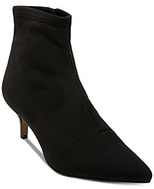Betsey Johnson Verona Kitten-Heel Booties