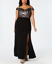 Holiday Party Plus Size Dresses - Macy\'s