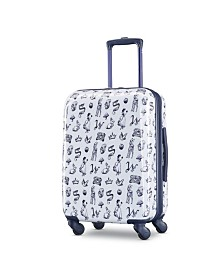 "American Tourister 20"" Snow White Spinner Suitcase"