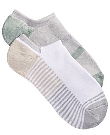 2 Pack Powder Playground Stripe Low-Cut Socks