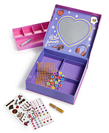 Glam it Up Diy Girl Power  Jewelry Box