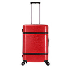 "Triforce David Tutera Bordeaux 26"" Spinner Luggage"