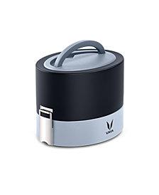 Vaya Tyffyn 600 Black Lunch Box without bagmat - 20 oz