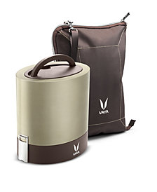 Vaya Tyffyn 1000 Graphite Lunch Box with Bagmat - 33.5 oz