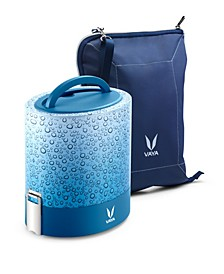Vaya Tyffyn 1000 Dew Lunch Box with Bagmat - 33.5 oz