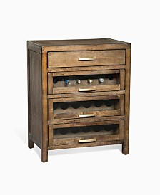 Mink Server, Single Wine Racks