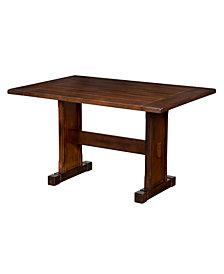 Santa Fe Dark Chocolate Table