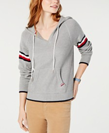 Tommy Hilfiger Cotton Hoodie, Created for Macy's