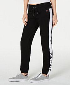 Tommy Hilfiger Sport Logo-Print Sweatpants