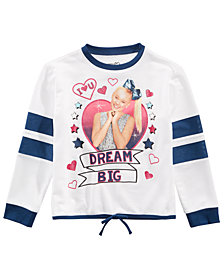 Nickelodeon Big Girls JoJo Graphic-Print Top