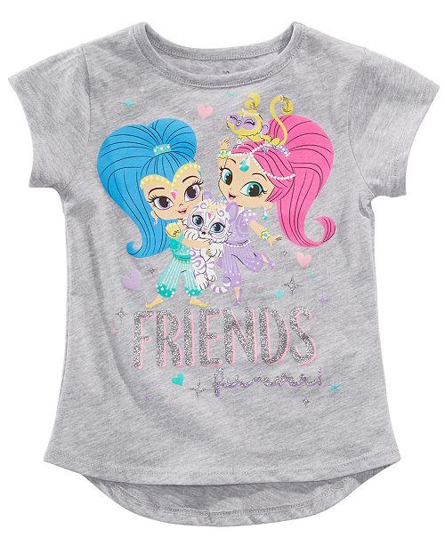 Nickelodeon Toddler Girls Shimmer & Shine Graphic-Print T-Shirt