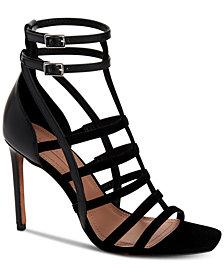 BCBGMAXAZRIA Ilsa Caged Dress Sandals