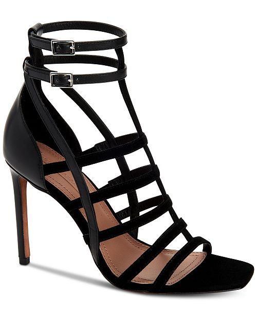 951ceb6f2d BCBGMAXAZRIA Ilsa Caged Dress Sandals  BCBGMAXAZRIA Ilsa Caged Dress Sandals  ...