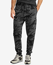 Polo Ralph Lauren Men's Camo Fleece Joggers