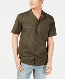 American Rag Men's Two-Pocket Shirt, Created for Macy's