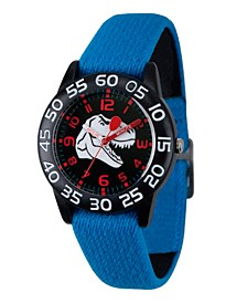 Red Balloon Boys' Black Plastic Time Teacher Watch