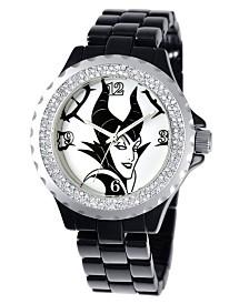 Disney Maleficent Women's Alloy Enamel Spark Watch
