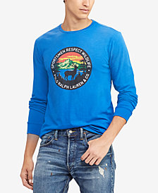 Polo Ralph Lauren Men's Great Outdoors Graphic T-Shirt