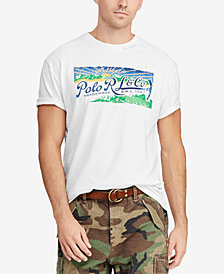 Polo Ralph Lauren Men's Big & Tall Great Outdoors Classic-Fit T-Shirt