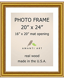 Amanti Art Bella Noce Walnut 11X14 Opening Wall Picture Photo Frame