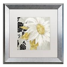 "Color Bakery 'Sunroom Ii' Matted Framed Art, 16"" x 16"""