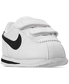 Little Kids' Cortez Basic SL Casual Sneakers from Finish Line