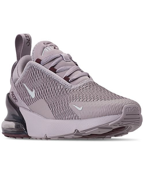 ... Nike Little Boys  Air Max 270 Casual Sneakers from Finish Line ... a4f2cdd913