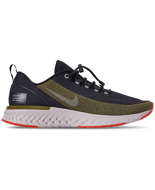 19961913913ac ... Nike Men s Odyssey React Shield Running Sneakers from Finish Line ...