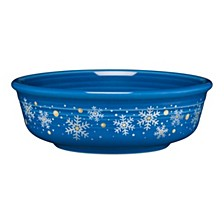 Snowflake 14 1/4 oz. Small Bowl, Created for Macy's