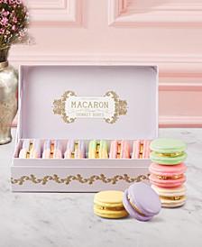 Macaroon Limoges Trinket Boxes, Set of 12